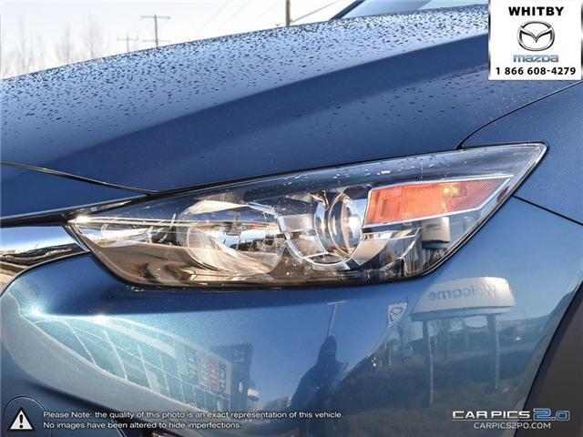 2019 Mazda CX-3 GX (Stk: P17395) in Whitby - Image 10 of 27