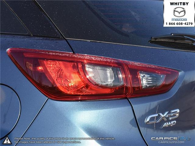 2019 Mazda CX-3 GX (Stk: P17395) in Whitby - Image 12 of 27