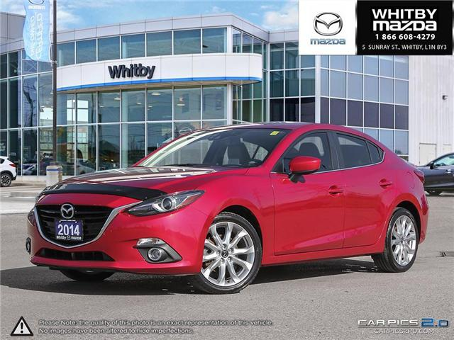 2014 Mazda Mazda3 GT-SKY (Stk: 180687A) in Whitby - Image 1 of 27