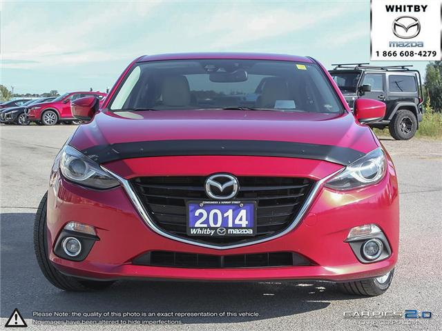 2014 Mazda Mazda3 GT-SKY (Stk: 180687A) in Whitby - Image 2 of 27