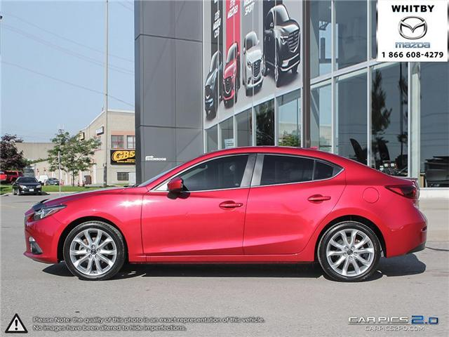 2014 Mazda Mazda3 GT-SKY (Stk: 180687A) in Whitby - Image 3 of 27