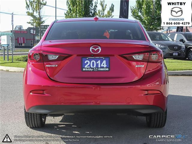2014 Mazda Mazda3 GT-SKY (Stk: 180687A) in Whitby - Image 5 of 27