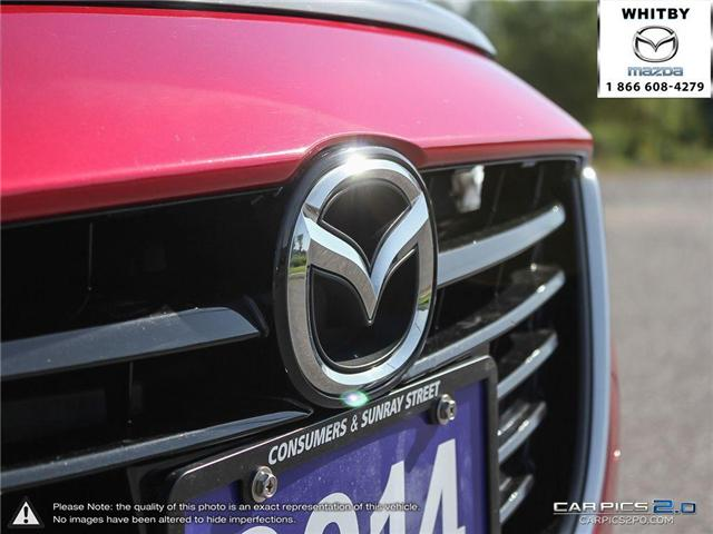 2014 Mazda Mazda3 GT-SKY (Stk: 180687A) in Whitby - Image 9 of 27