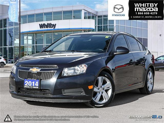 2014 Chevrolet Cruze DIESEL (Stk: 190109A) in Whitby - Image 1 of 26