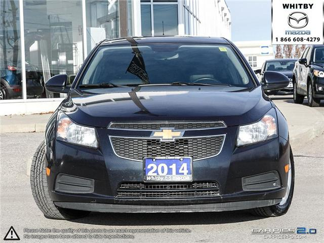 2014 Chevrolet Cruze DIESEL (Stk: 190109A) in Whitby - Image 2 of 26
