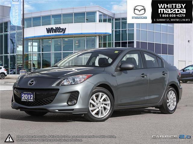 2012 Mazda Mazda3 GS-SKY (Stk: 180827A) in Whitby - Image 1 of 27
