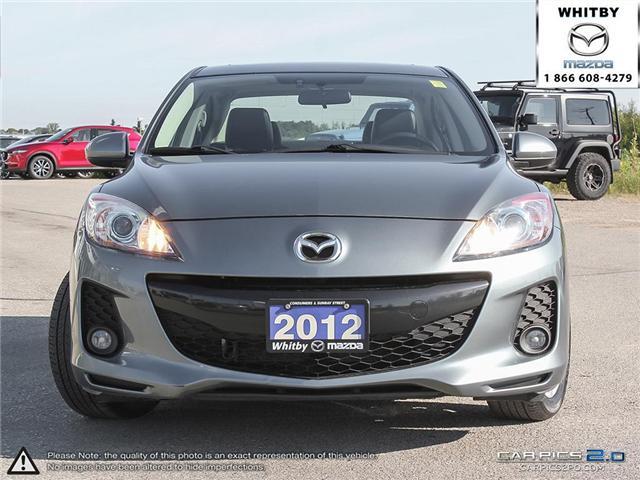 2012 Mazda Mazda3 GS-SKY (Stk: 180827A) in Whitby - Image 2 of 27
