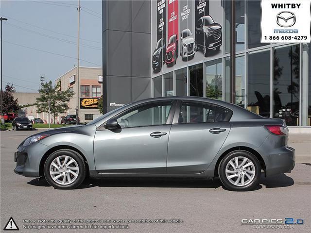 2012 Mazda Mazda3 GS-SKY (Stk: 180827A) in Whitby - Image 3 of 27