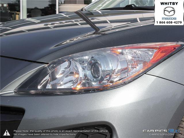 2012 Mazda Mazda3 GS-SKY (Stk: 180827A) in Whitby - Image 10 of 27