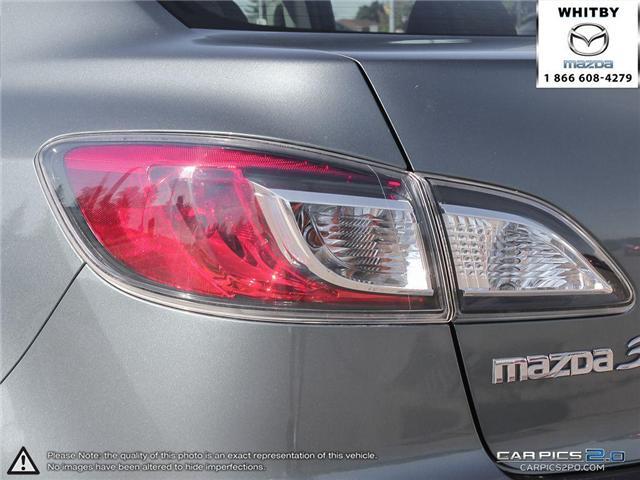 2012 Mazda Mazda3 GS-SKY (Stk: 180827A) in Whitby - Image 12 of 27