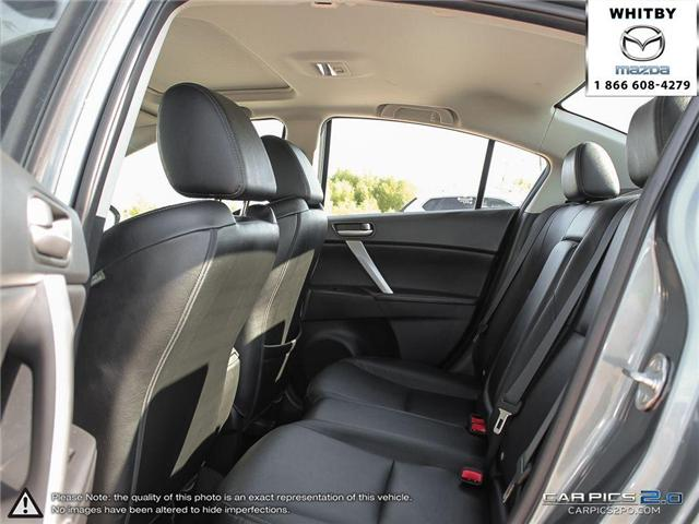 2012 Mazda Mazda3 GS-SKY (Stk: 180827A) in Whitby - Image 25 of 27