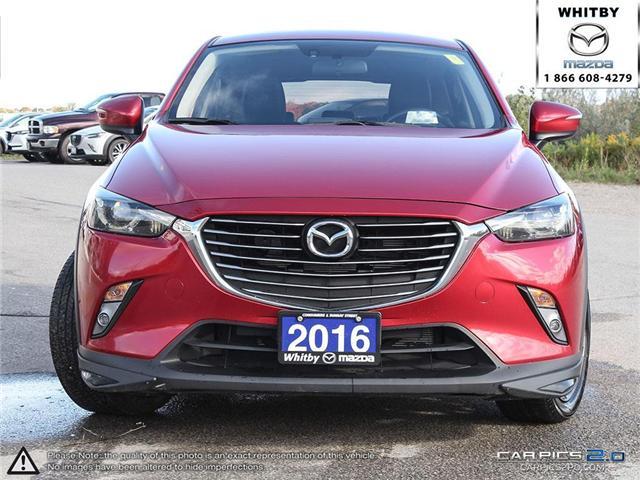 2016 Mazda CX-3 GT (Stk: P17370) in Whitby - Image 2 of 27