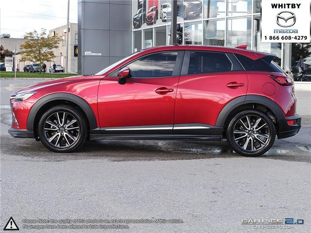 2016 Mazda CX-3 GT (Stk: P17370) in Whitby - Image 3 of 27