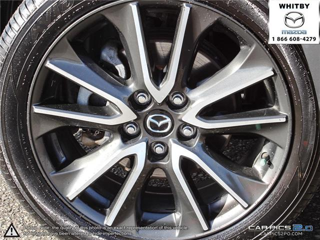 2016 Mazda CX-3 GT (Stk: P17370) in Whitby - Image 6 of 27
