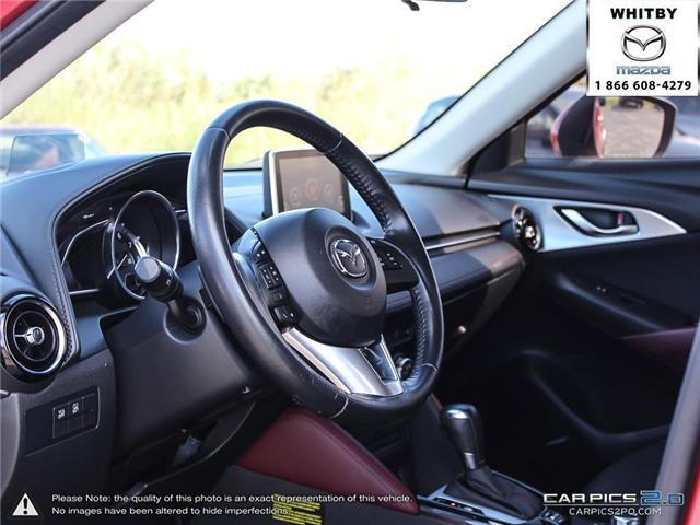 2016 Mazda CX-3 GT (Stk: P17370) in Whitby - Image 13 of 27