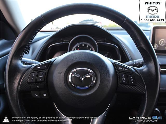 2016 Mazda CX-3 GT (Stk: P17370) in Whitby - Image 14 of 27