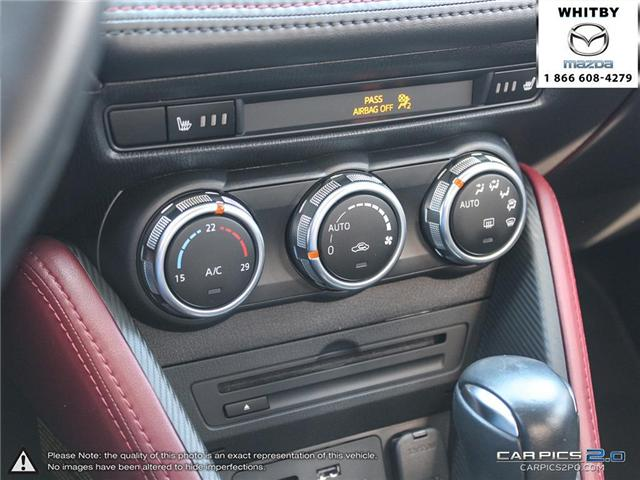 2016 Mazda CX-3 GT (Stk: P17370) in Whitby - Image 20 of 27