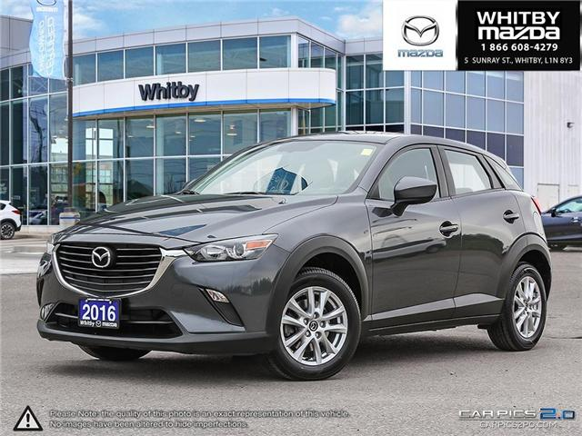 2016 Mazda CX-3 GX (Stk: P17333) in Whitby - Image 1 of 27