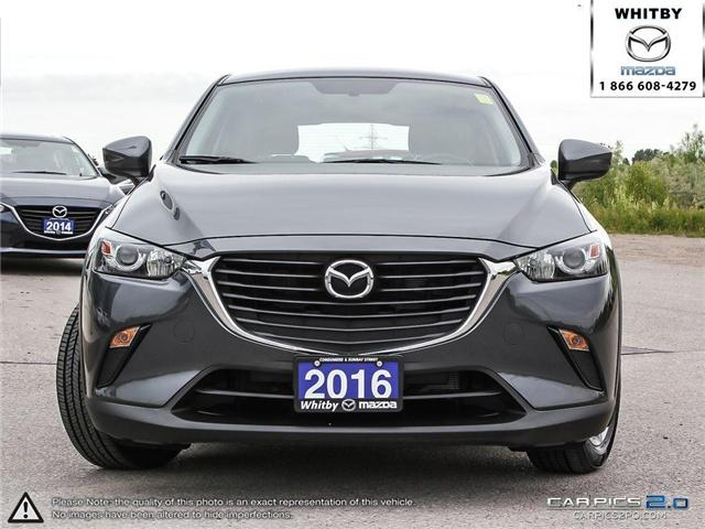 2016 Mazda CX-3 GX (Stk: P17333) in Whitby - Image 2 of 27