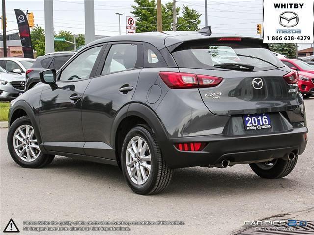 2016 Mazda CX-3 GX (Stk: P17333) in Whitby - Image 4 of 27