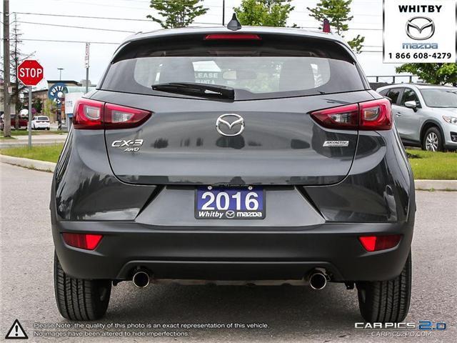 2016 Mazda CX-3 GX (Stk: P17333) in Whitby - Image 5 of 27