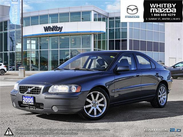 2006 Volvo S60  (Stk: 180624A) in Whitby - Image 1 of 26