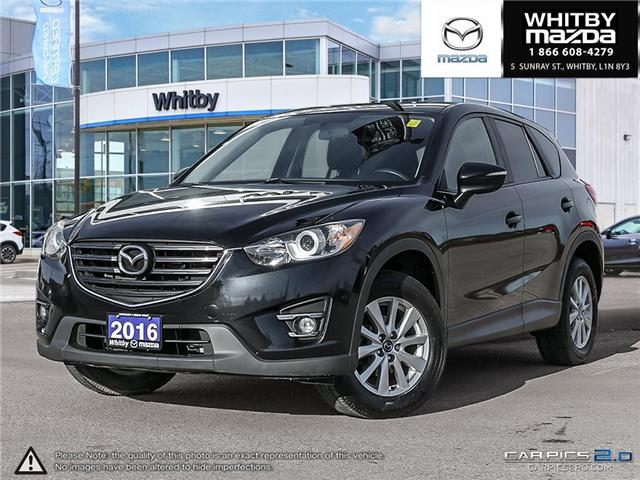 2016 Mazda CX-5 GS (Stk: 190091A) in Whitby - Image 1 of 27