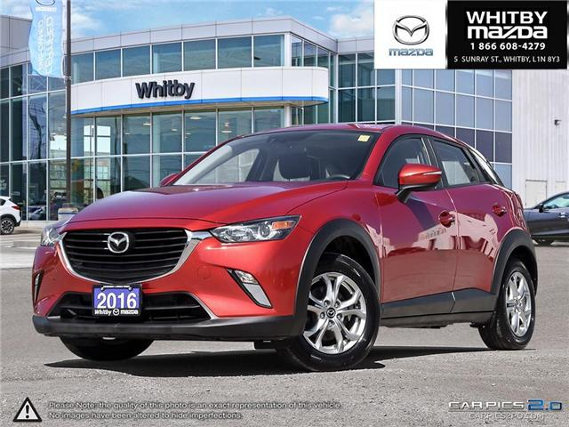 2016 Mazda CX-3 GS (Stk: P17332) in Whitby - Image 1 of 27