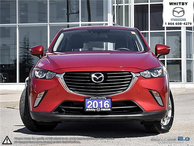 2016 Mazda CX-3 GS (Stk: P17332) in Whitby - Image 2 of 27