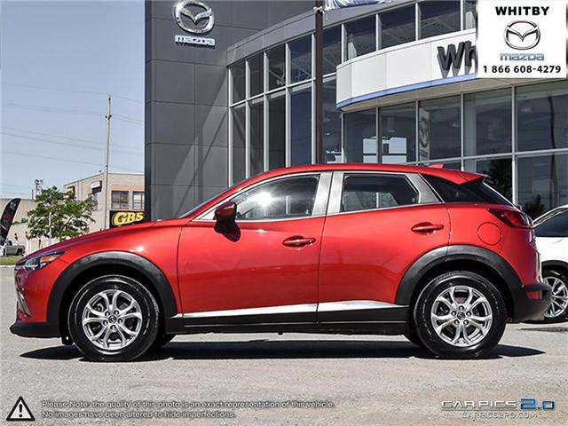 2016 Mazda CX-3 GS (Stk: P17332) in Whitby - Image 3 of 27