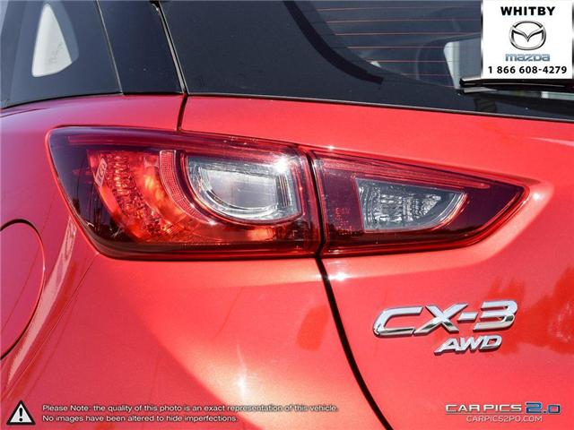 2016 Mazda CX-3 GS (Stk: P17332) in Whitby - Image 12 of 27