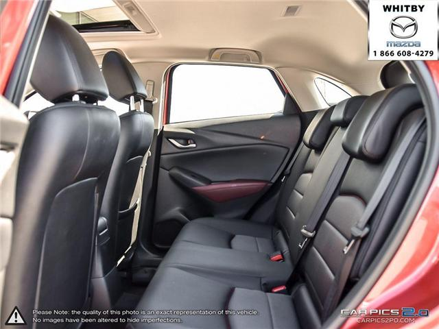2016 Mazda CX-3 GS (Stk: P17332) in Whitby - Image 24 of 27