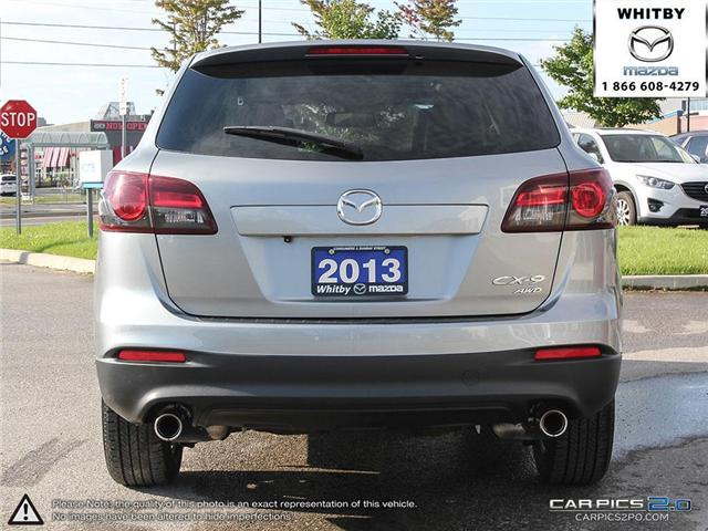 2013 Mazda CX-9 GS (Stk: P17264A) in Whitby - Image 5 of 27