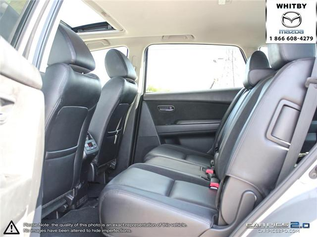 2013 Mazda CX-9 GS (Stk: P17264A) in Whitby - Image 25 of 27