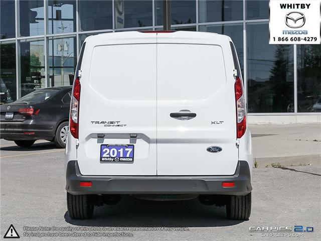 2017 Ford Transit Connect XLT (Stk: 180358A) in Whitby - Image 5 of 27
