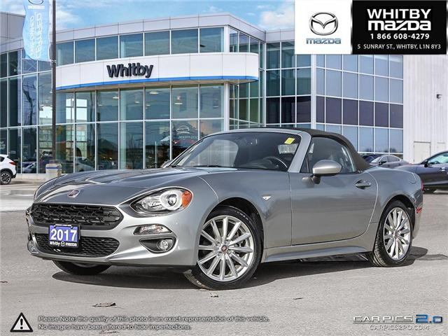 2017 Fiat 124 Spider Lusso (Stk: P17388) in Whitby - Image 1 of 27