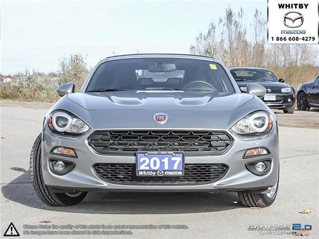 2017 Fiat 124 Spider Lusso (Stk: P17388) in Whitby - Image 2 of 27