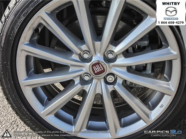 2017 Fiat 124 Spider Lusso (Stk: P17388) in Whitby - Image 6 of 27