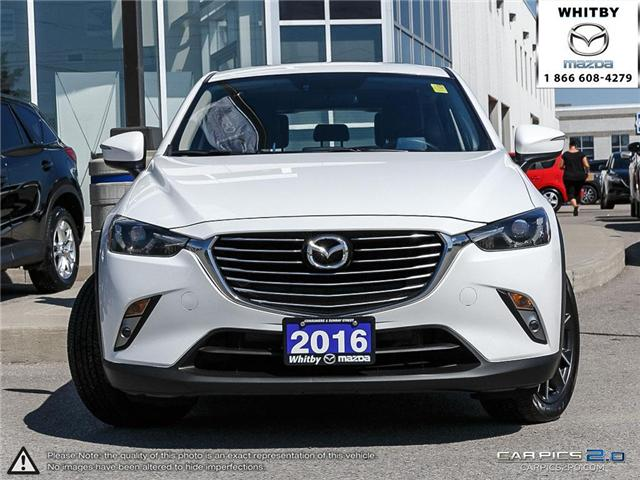 2016 Mazda CX-3 GT (Stk: 180642A) in Whitby - Image 2 of 27