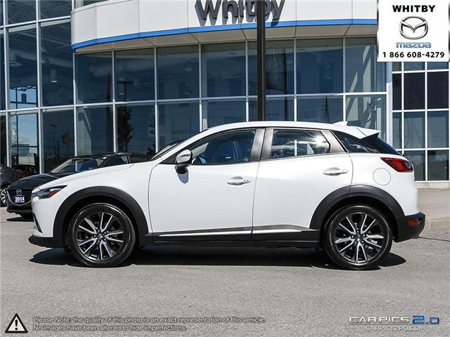 2016 Mazda CX-3 GT (Stk: 180642A) in Whitby - Image 3 of 27
