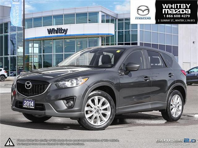 2014 Mazda CX-5 GT (Stk: 180382A) in Whitby - Image 1 of 27