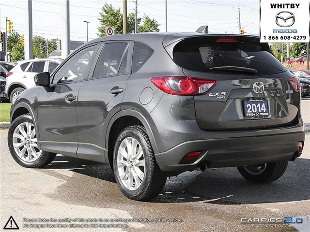 2014 Mazda CX-5 GT (Stk: 180382A) in Whitby - Image 4 of 27
