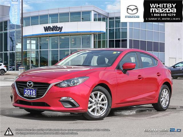 2016 Mazda Mazda3 GS (Stk: 180990A) in Whitby - Image 1 of 27
