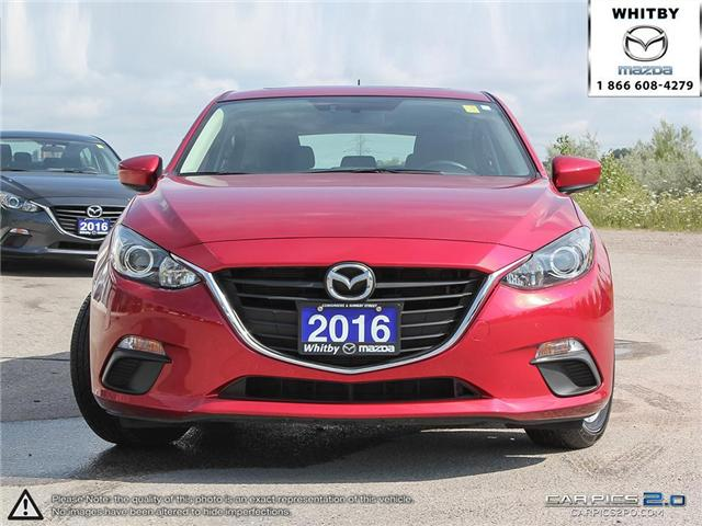 2016 Mazda Mazda3 GS (Stk: 180990A) in Whitby - Image 2 of 27