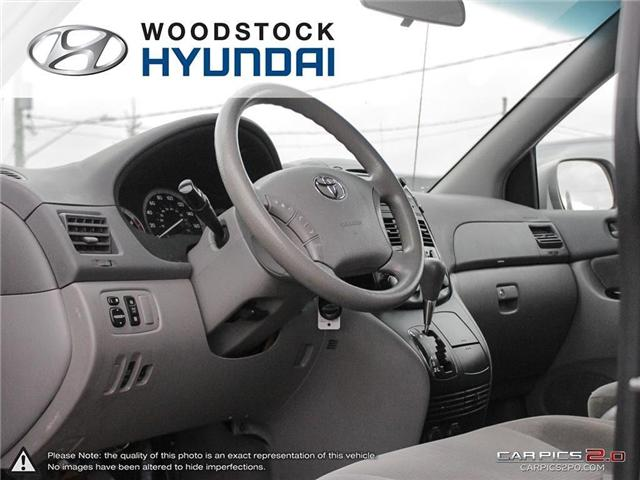 2004 Toyota Sienna CE 7 Passenger (Stk: P1350A) in Woodstock - Image 6 of 26