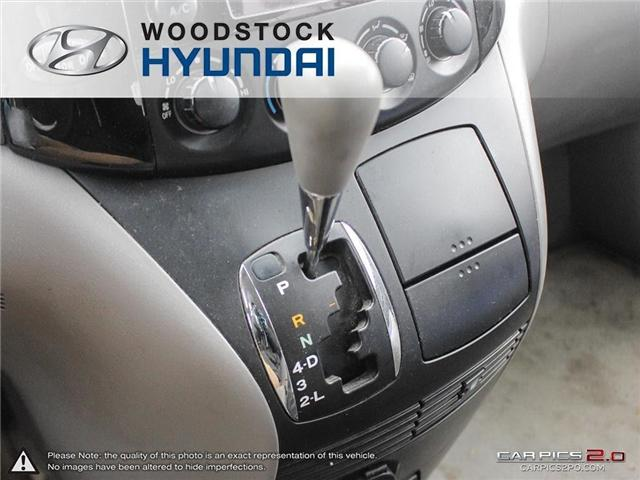 2004 Toyota Sienna CE 7 Passenger (Stk: P1350A) in Woodstock - Image 12 of 26