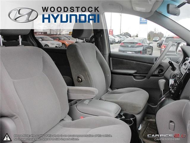 2004 Toyota Sienna CE 7 Passenger (Stk: P1350A) in Woodstock - Image 17 of 26