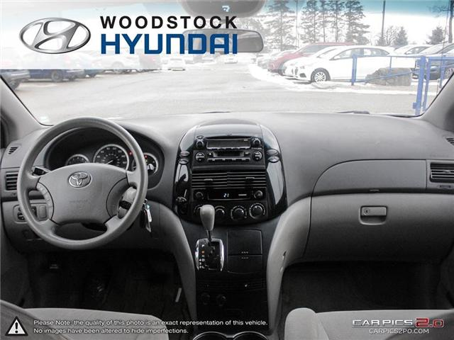 2004 Toyota Sienna CE 7 Passenger (Stk: P1350A) in Woodstock - Image 18 of 26