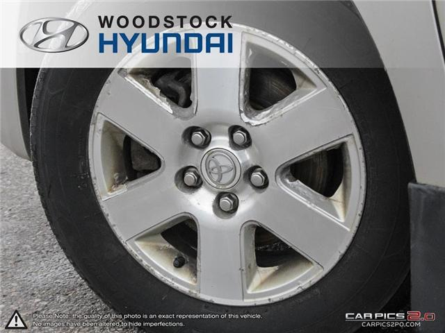 2004 Toyota Sienna CE 7 Passenger (Stk: P1350A) in Woodstock - Image 20 of 26