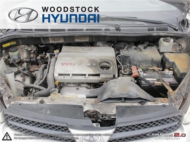 2004 Toyota Sienna CE 7 Passenger (Stk: P1350A) in Woodstock - Image 22 of 26